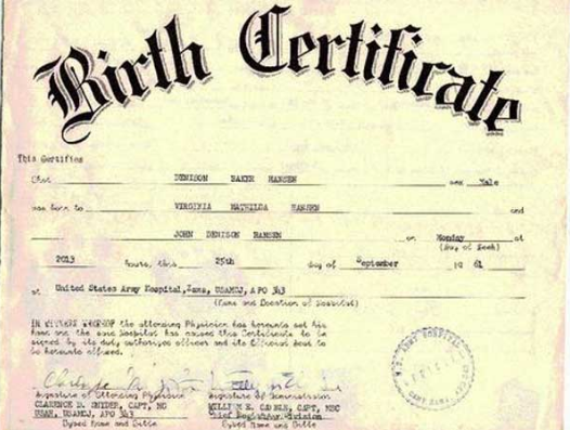 Indian Government Schemes: Online Birth Certificate in India