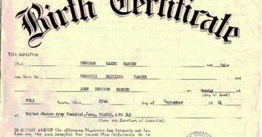 Indian Government Schemes Online Birth Certificate In India