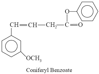 Benzoin-Synonyms Bitter-almond-oil camphor