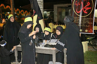 Grebek Perayaan Asyura di Makassar, Umat Islam Temukan Do'a-do'a Berisi Penghinaan Terhadap Rasulullah SAW dan Para Sahabat