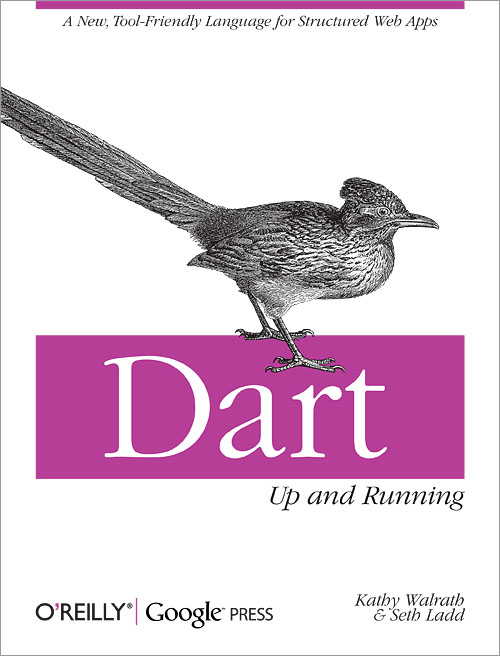 Dart Up & Running book now available