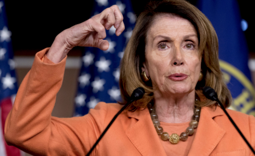 Nancy Pelosi's all-day marathon speech sets record as longest continuous speech since at least 1909