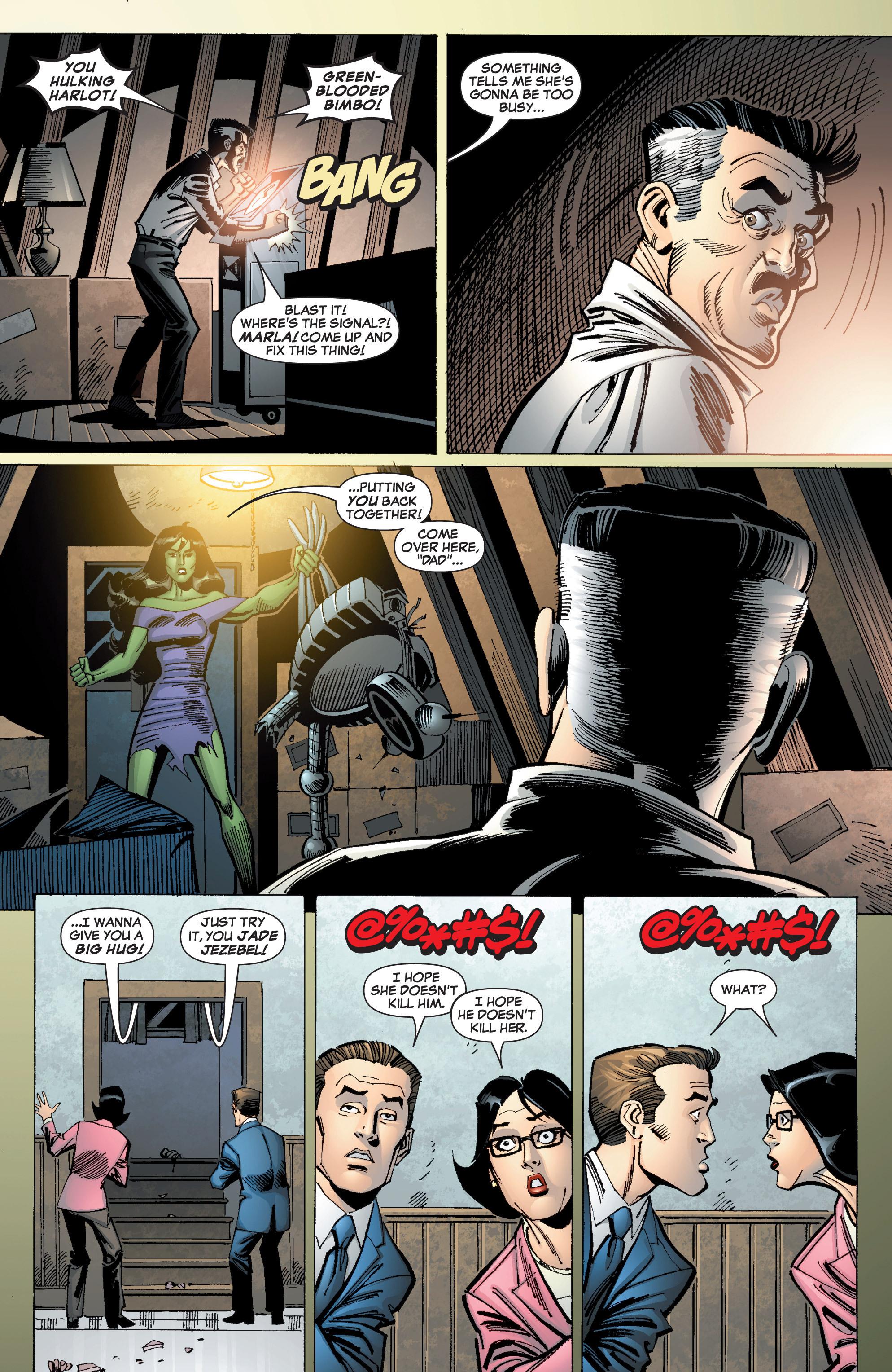 Read online She-Hulk (2005) comic -  Issue #9 - 22