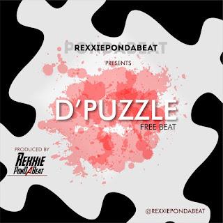 Instrumental: RexxiePonDaBeat – D'Puzzle  @RexxiePonDaBeat #notjustwarri