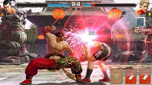 Tekken MOD APK Android Gratis Download