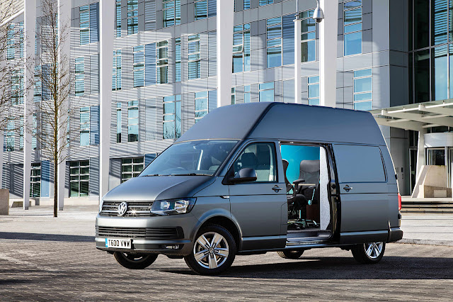 Volkswagen Commercial Vehicles drive growth in new and small businesses