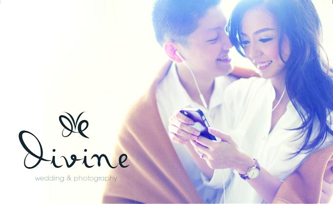 Template Kartu Nama Wedding & Photography
