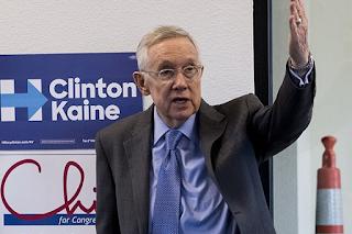 Democrats Get Dirty: Senate Minority Leader Harry Reid Attempts...