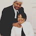 Nollywood Actor & Lawyer Kenneth Okonkwo Shared This Picture With His Wife