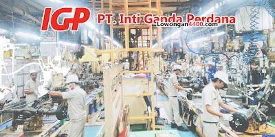 Lowongan Kerja PT. IGP Group (ONLINE RESMI)