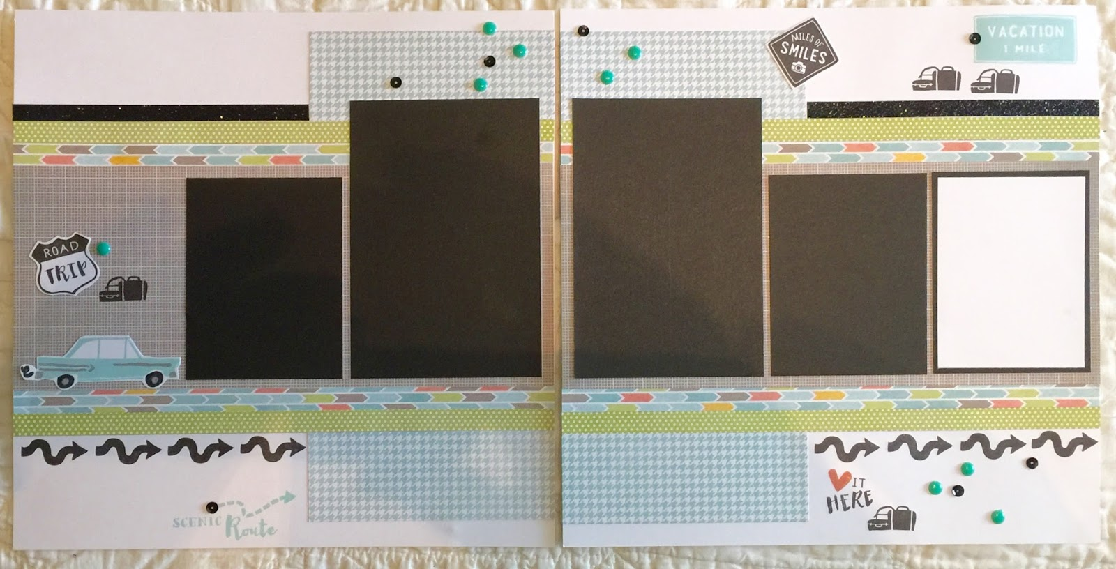 Show And Tell With Michelle: June 2016 Stamp Of The Month