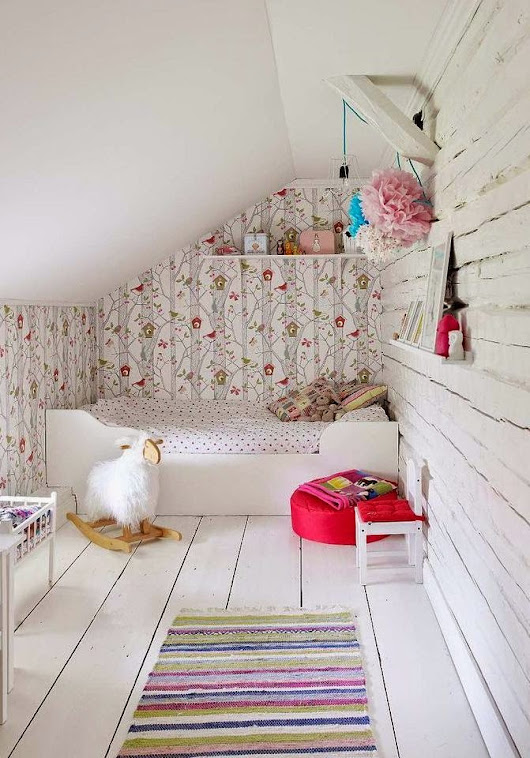 10 BRIGHT AND GIRLY GIRLS ROOMS