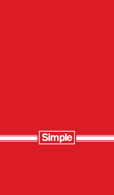 simple tag RED***