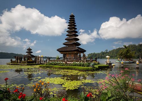 Destinasi pelancongan menarik di Asia - Bali Indonesia