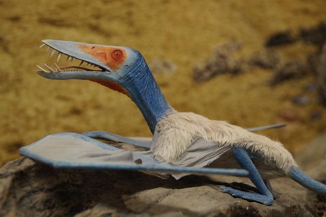 Pterosaurio el monstruo prehistórico volador más temido