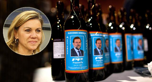 """Dolores Cospedal se gastó en una cumbre dos millones de euros """"en vinos"""""""