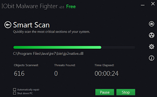 IObit Malware Fighter 2017 Free Download
