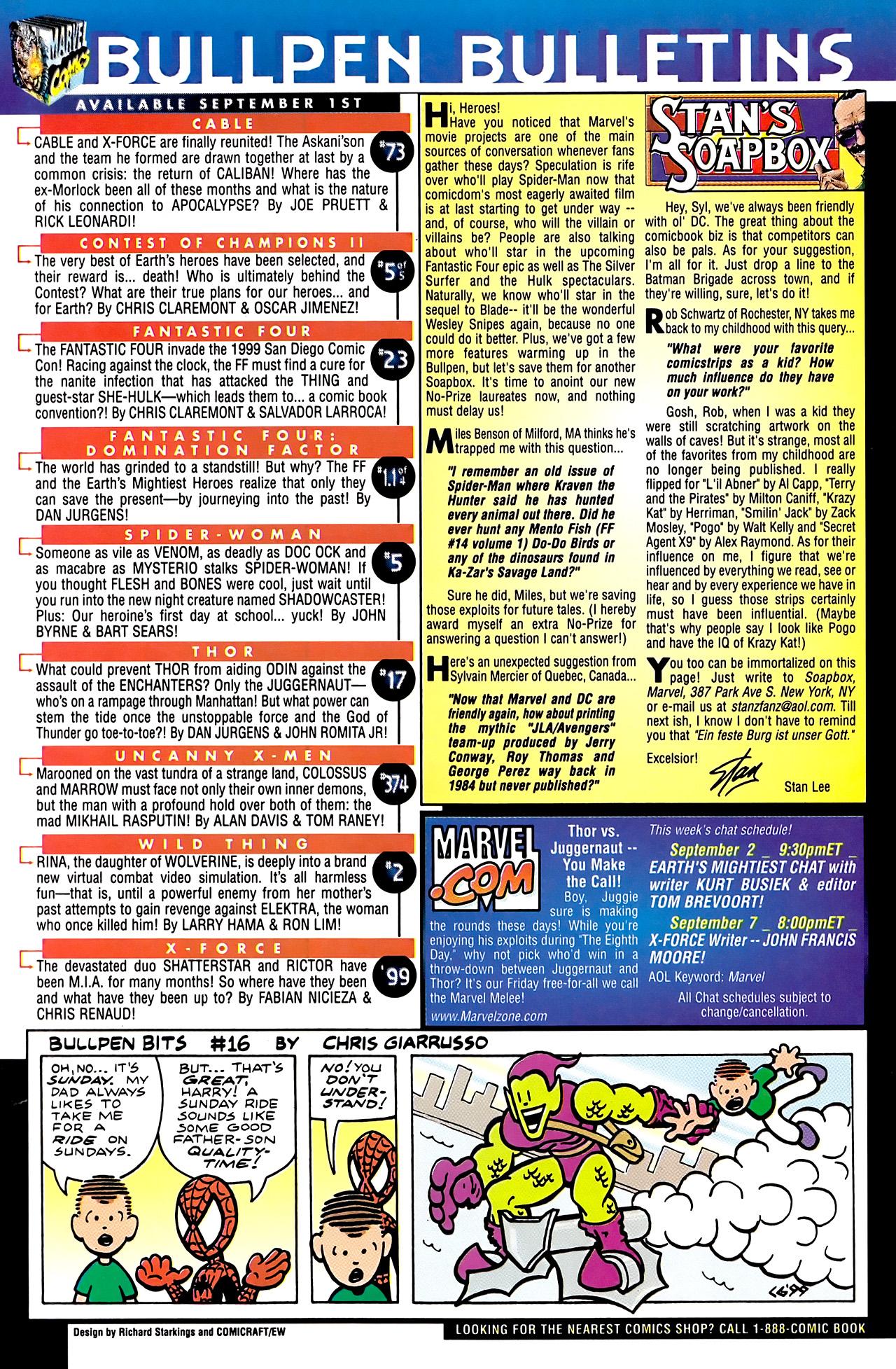 Read online Astonishing X-Men (1999) comic -  Issue #2 - 23