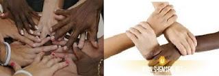 بحث حول التمييز العنصري