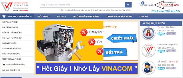 huong dan mua van phong pham online 2