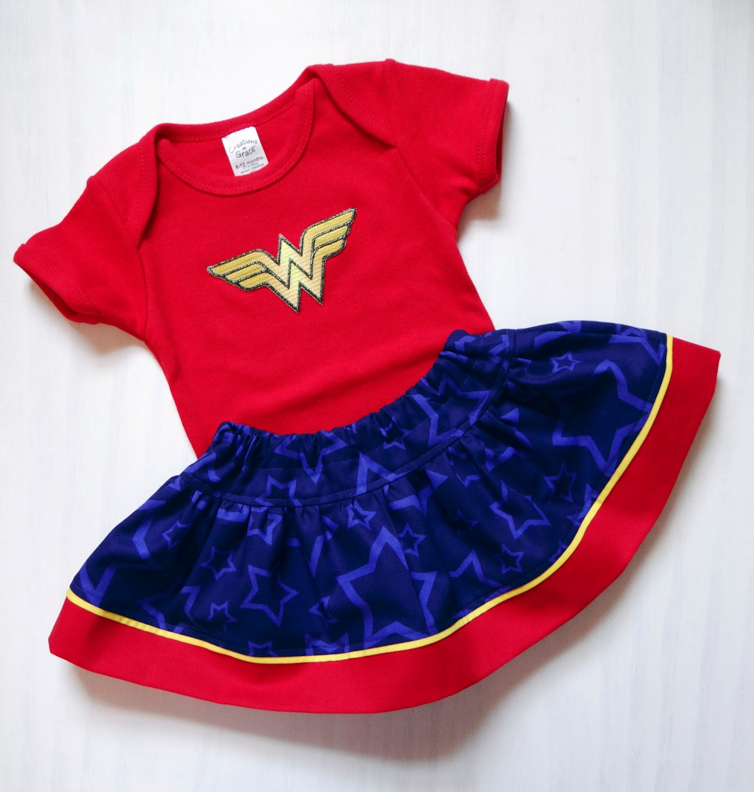 Geeky + Traditional Baby Friendly Fabric Combos by Bambino Amore - the Apron Makers