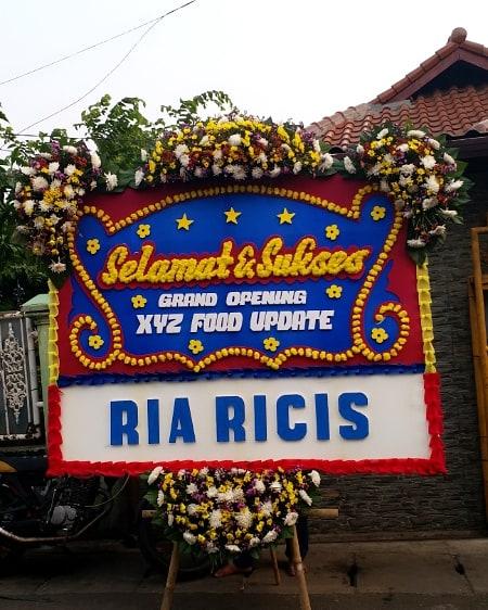 Toko Bunga Papan Cilodong Depok