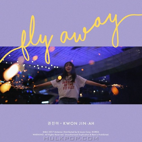 Kwon Jin Ah – Fly away – Single