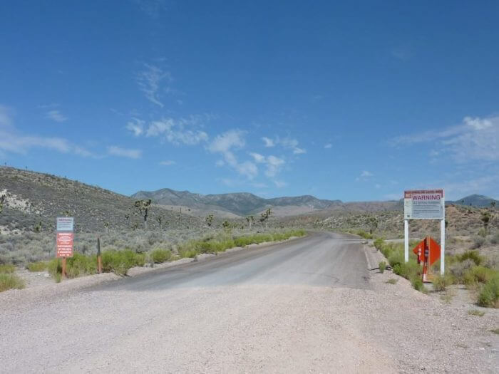 9 'Forbidden' Areas Of The World You've Probably Never Heard Of - Area 51, US