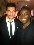 Clotheshorse meets David Gandy