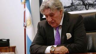 El presidente de la Comisión Normalizadora ingresó al Sanatorio Otamendi en carácter de urgencia.