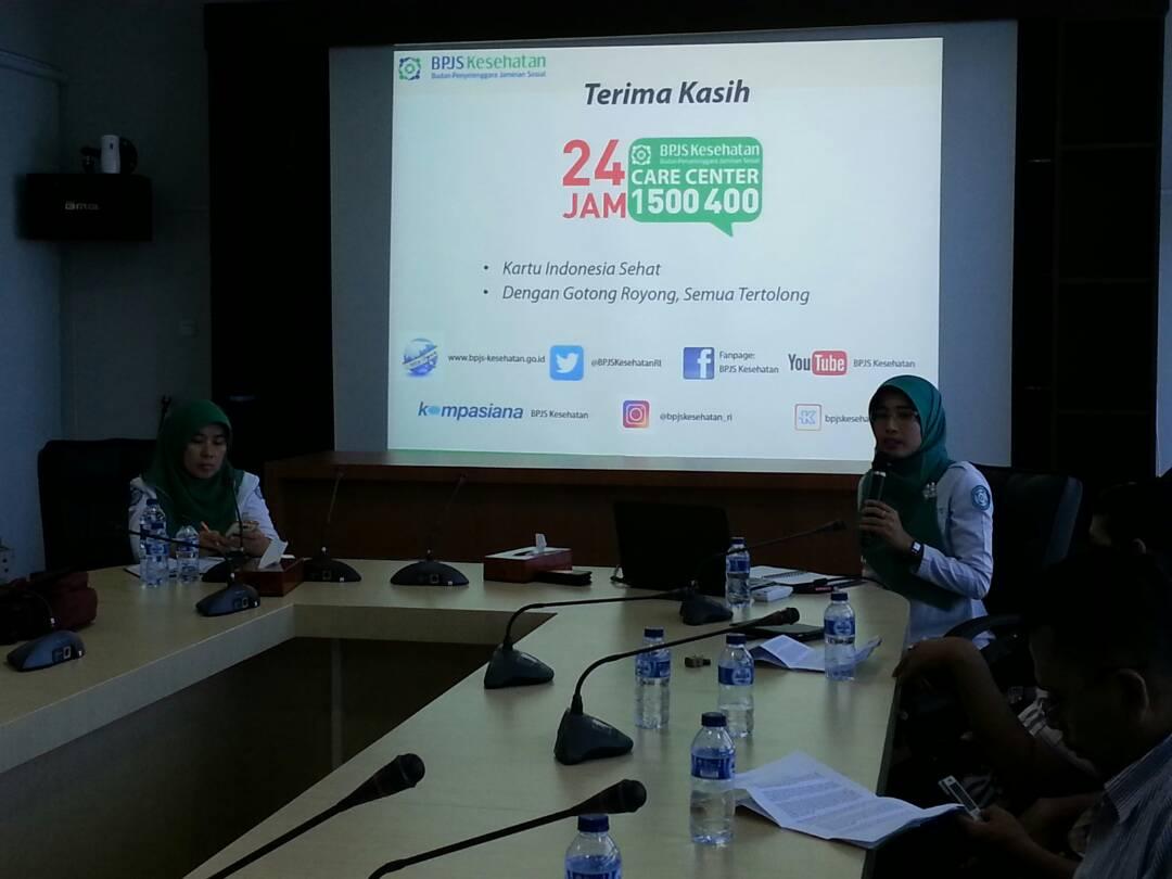 Bpjs Kesehatan Payakumbuh Permudah Pendaftaran Melalui Via Telepon