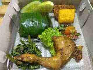 Paket Nasi Timbel Murah di Cimahi