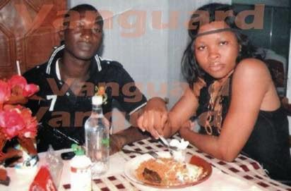 niger delta militant attacks girlfriend