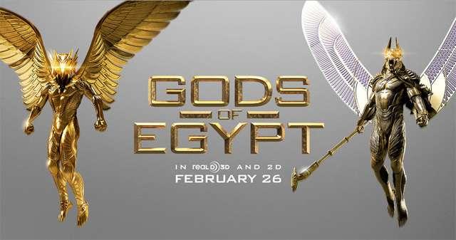 Symbol Ankh Gods Of Egypt Film