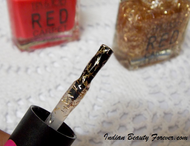 Tips And Toes Red Carpet Gel Nail Polish Review Indian