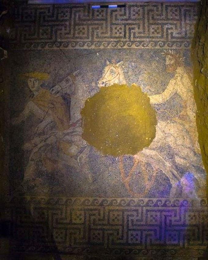 Αμφίπολη : Η δομική αποκατάσταση και αναστήλωση του μνημείου