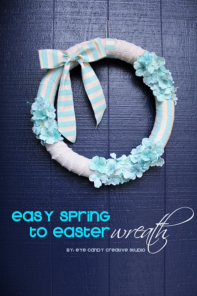 front door decor, wreath making for spring, easter wreath, wreath DIY