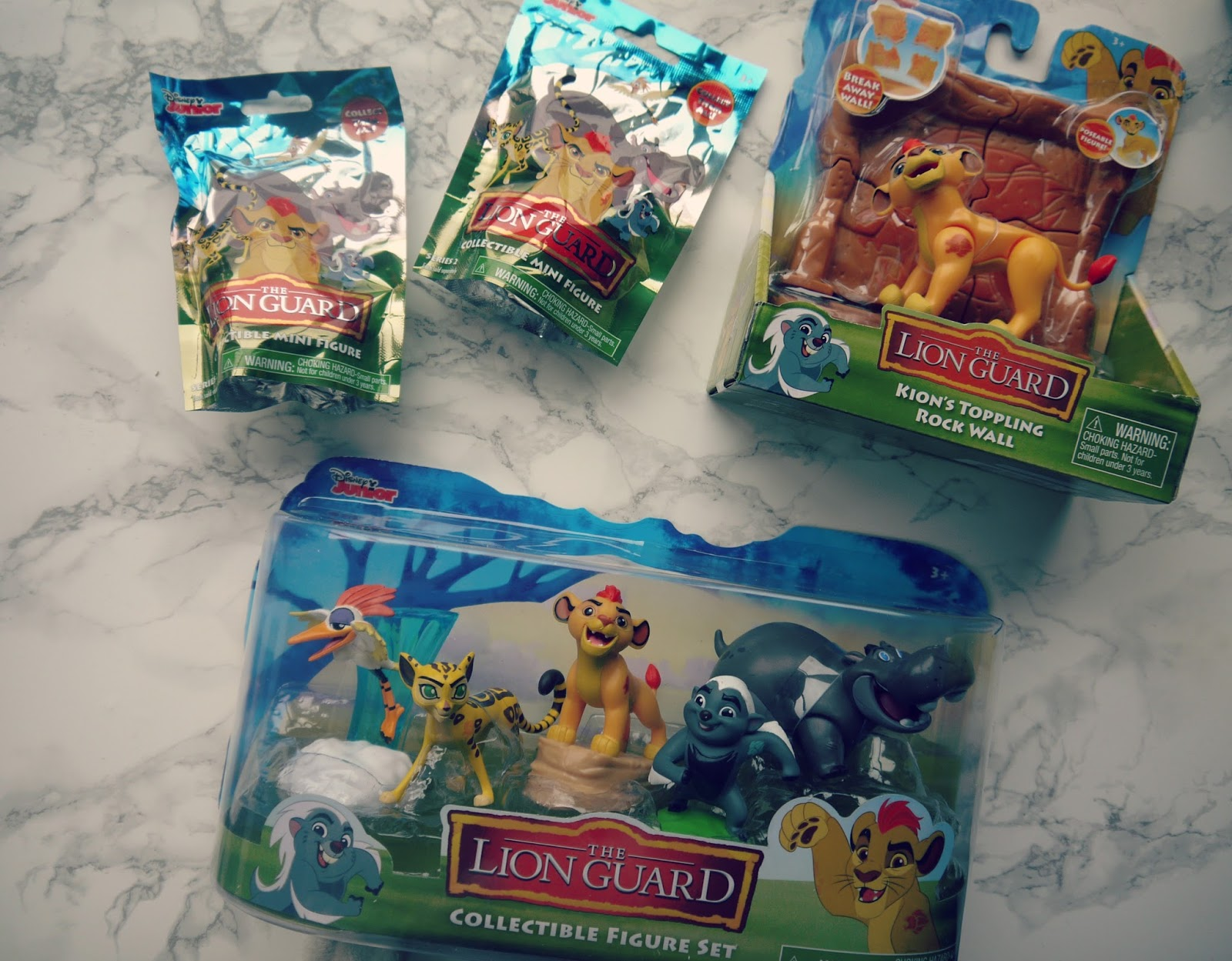 Paigeu0026#39;s Preferences: NEW LION GUARD TOYS