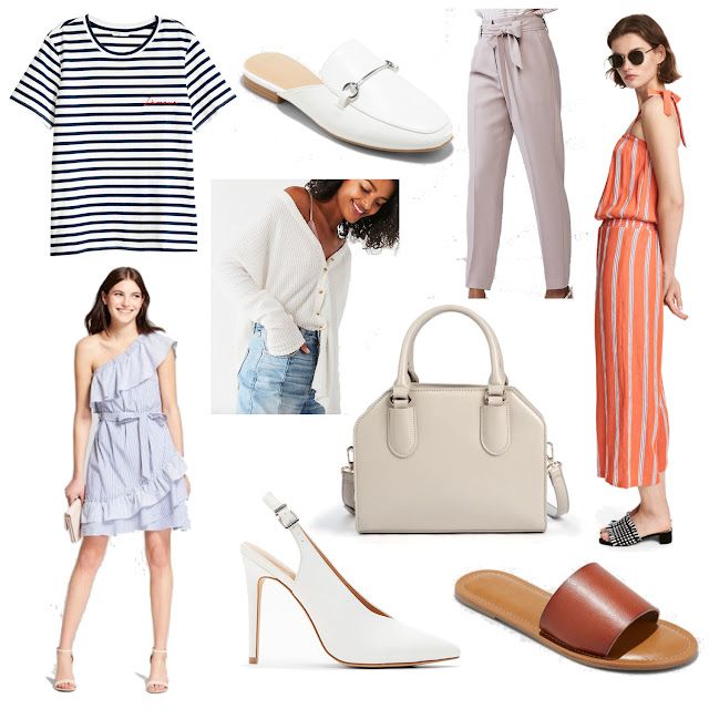 Spring Essentials Under $100 by popular Colorado fashion blogger Eat Pray Wear Love
