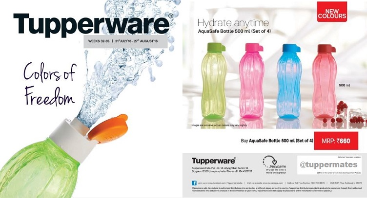 tupperware consumer flyer august 2016 tuppermates. Black Bedroom Furniture Sets. Home Design Ideas