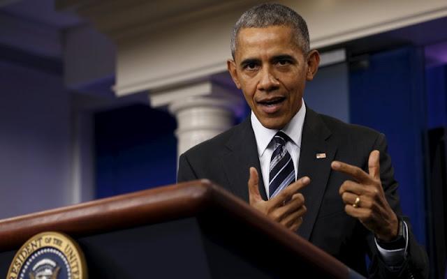 Obama Minta Putin Stop Serangan Udara ke Suriah