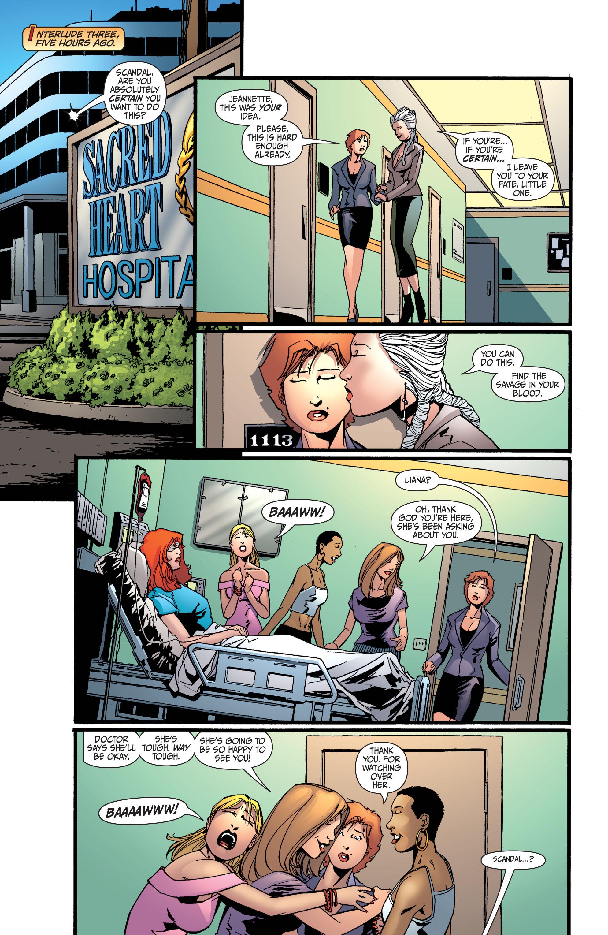 Read online Secret Six (2008) comic -  Issue #36 - 10