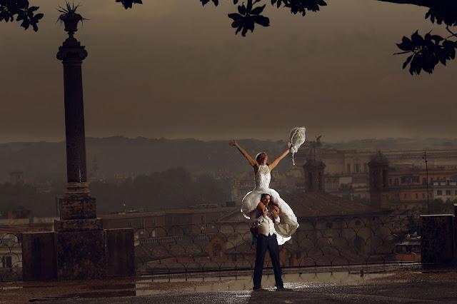 Next Day Shooting στην Ρώμη