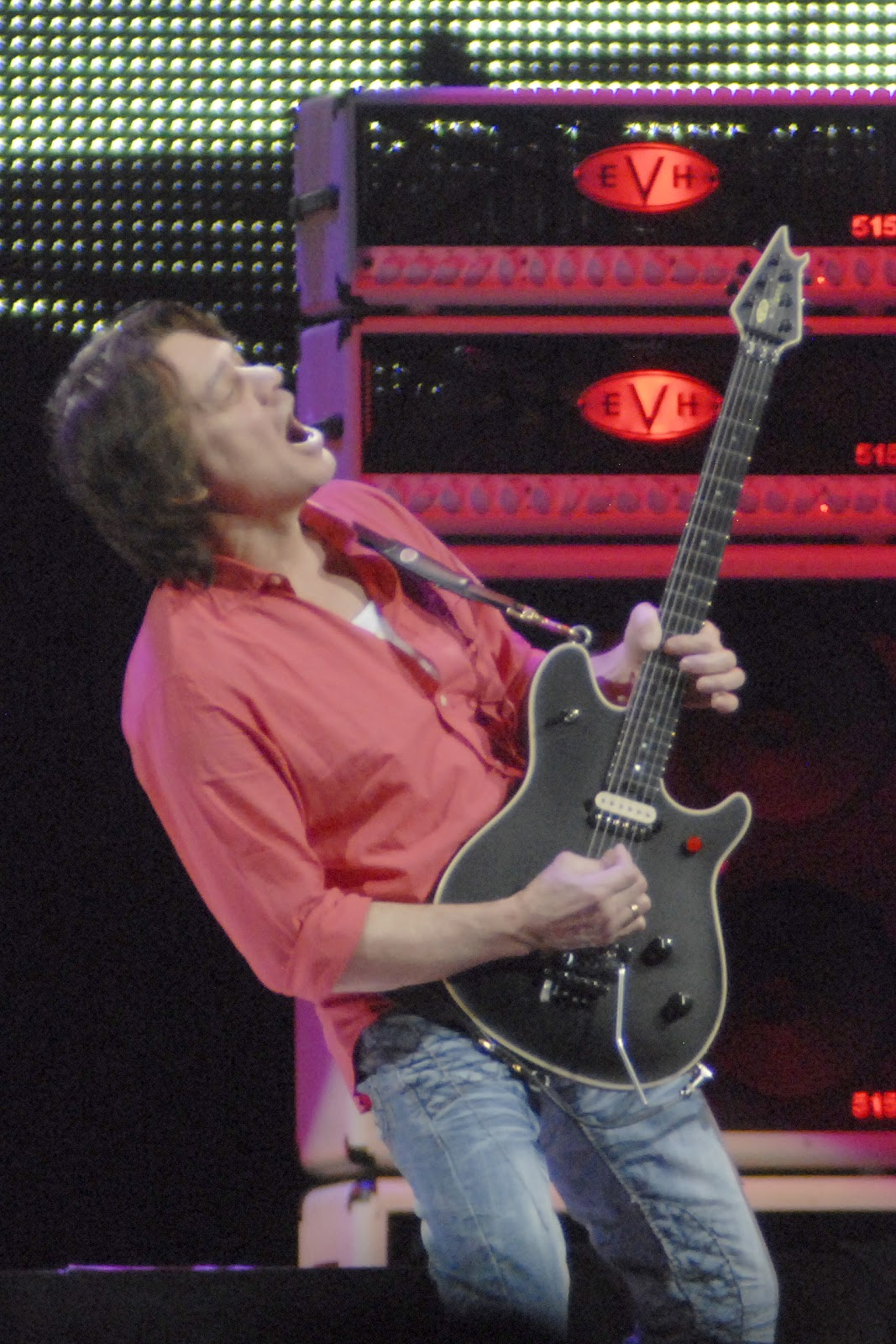 Van Halen Hits The United Center - Chicago Music is UnRated Magazine