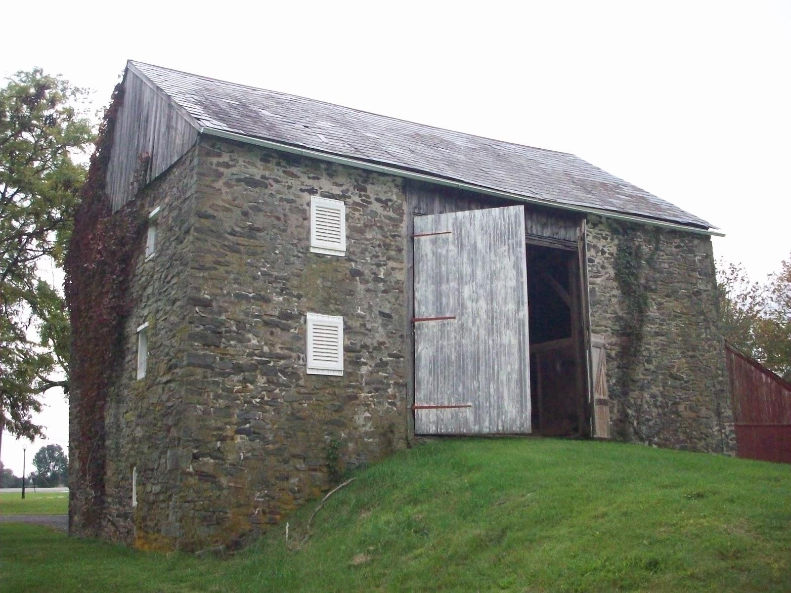 Northkill Pennsylvania German Barns