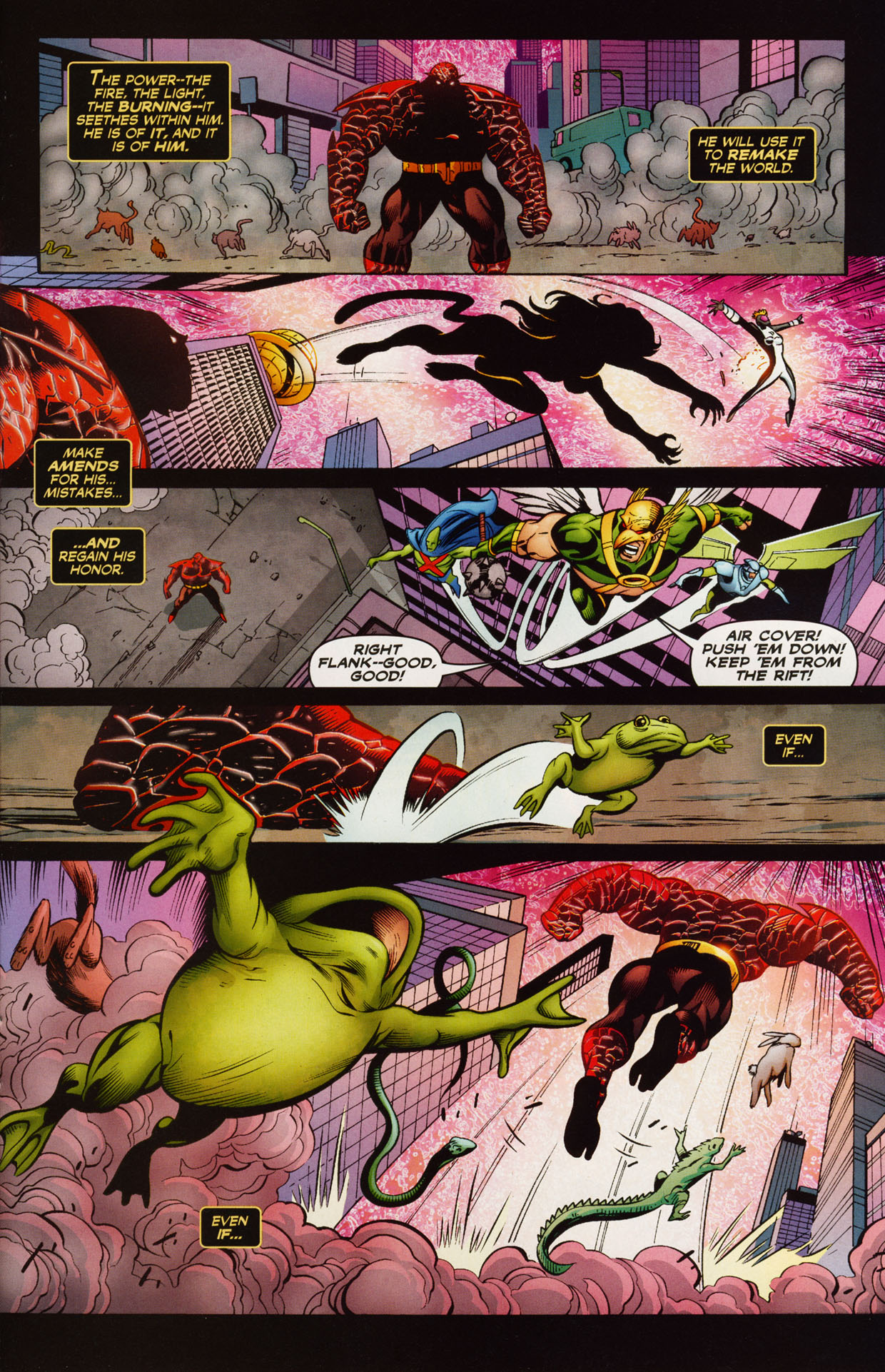 Read online Trinity (2008) comic -  Issue #39 - 25