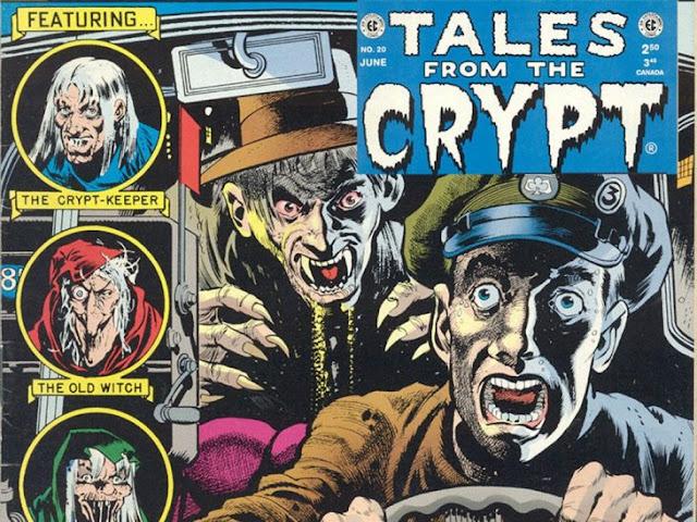 Cuentos de la Cripta regresará y buscan nuevas historias