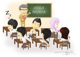 Mencipatakan keadaan yang kondusif di kelas