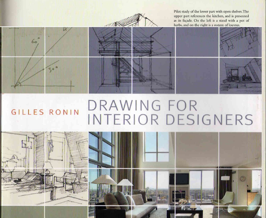 ronin g dessin pour les designers dintrieur pdf