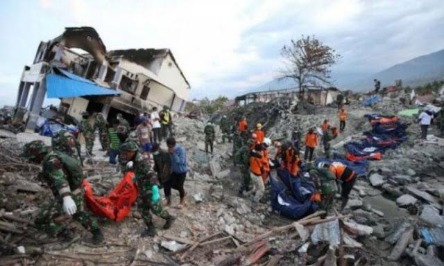 Surat Terbuka untuk Jokowi dari Relawan Gempa Palu: Pak Jokowi, Kita Telah Gagal di Palu